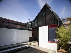 Traditional Victorian home gets sleek and stylish makeover
