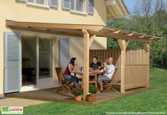 Pergola Wood pin for dustin