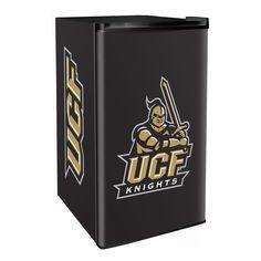 UCF Knights 3.2 Cubic Feet Mini-Fridge