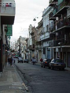 Barrio de San Telmo  Buenos Aires  Argentina