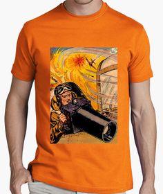 Camiseta Fotógrafo de guerra Camiseta hombre clásica, calidad premium  19,90 € - ¡Envío gratis a partir de 3 artículos!