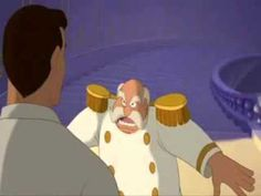 Prince Charming Jumps Out Window (Cinderella III). ---- I laugh every time. LOOK AT HIM GO