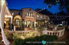 GORGEOUS uplighting, outside tent with Rivertown Band playing!    Jewish wedding at Epping Forest Yacht Club.    Photography by Christy Whitehead Photography.   Planning & Design: Southern Charm Events  Video: Drawn in Media  Makeup for the girls: Erin Wernish