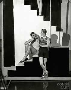 Tea with the Vintage Baroness: The Glory of George Hoyningen-Huene