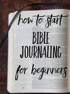 Deze blog is geschreven door gastblogger Minke! Je hebt eigenlijk maar weinig nodig om te beginnen met Bible Journaling. Je kunt dit in elke willekeurige Bijbel doen. De Schrijfbijbel heeft er wel …