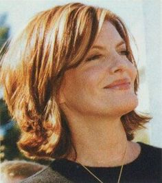 rene russo thomas crown hair - Google Search
