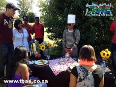 FNB Credit Card Potjiekos Challange team building event in Muldersdrift, facilitated and coordinated by TBAE Team Building and Events Team Building Events, Team Building Activities, Cooking Competition, Cards, Cook Off, Map, Playing Cards, Maps