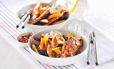 10 recept som får kilona att rasa! | Allas Recept Small Mats, Recipe For Mom, Lchf, Deli, Granola, Cake Recipes, Bacon, Food And Drink, Health Fitness