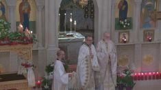 Anastasi (Resurrection) Service and Divine Liturgy, April 2020 Greek Easter