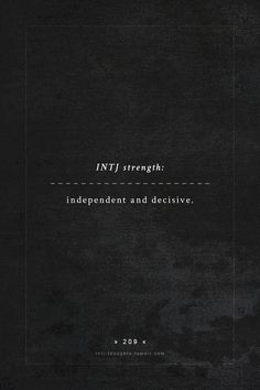 intj-thoughts:  fact by - 16personalities