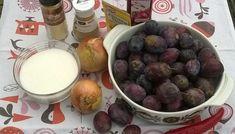 Recept voor pruimenchutney