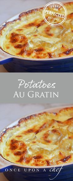 Pommes Dauphinoise (Potatoes Au Gratin) | Recipes | Pinterest | Gratin ...