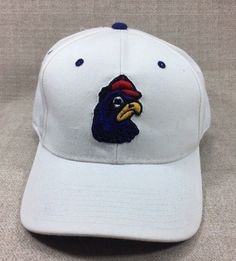 pick up 72bc5 f09ca UNIVERSITY OF DELAWARE BLUE HENS YOUDEE ZEPHYR PRO MODEL FITTED HAT size 7    eBay