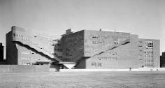 Baker House/ Alvar Aalto/ 1947