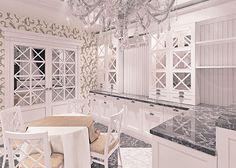 Кухня Париж | Материал: | Цена 20 000 руб. | Купить кухни в МЦ ROOMER в Москве