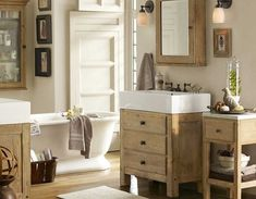 2019 Pottery Barn Cabinets Bathroom - Best Interior Paint Brand Check more at http://1coolair.com/pottery-barn-cabinets-bathroom/