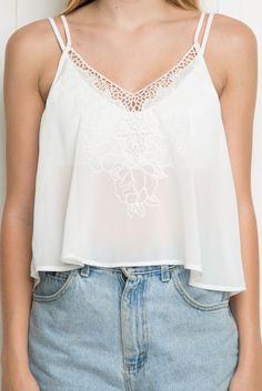 Brandy ♥ Melville | Becky Tank - Clothing