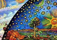 LOS CABALLEROS DE LA ORDEN DEL SOL: Los Siete Rayos en el individuo y la astrología