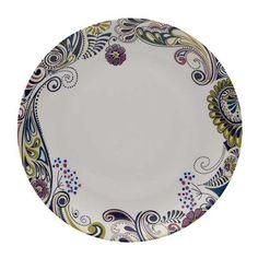 Denby Monsoon Cosmic Round Platter 35.5cm