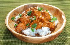 Spesiellinor » Mild tikka masala med kylling