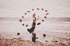 Photo by Cameron Bushong #beach
