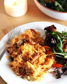 Cooking with Tefal's Cuisine Companion: spanish chicken
