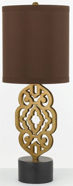 South Shore Decorating: Candice Olson 8104-TL Grill Transitional Table Lamp AF-8104-TL