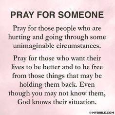 Prayer is powerful!!!
