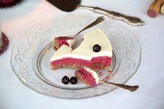 Raw Dessert Collection: Saskatoon-valkosuklaa-unelmakakku à la Lotus Lounge - Jolie