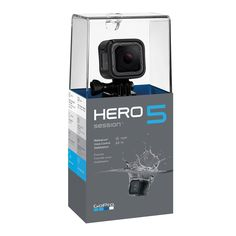 Purchase GoPro Session - Waterproof Digital Action Camera for Travel with HD Video Photos with big discount! Only 7 days. Fast shipping for GoPro Session - Waterproof Digital Action Camera for Travel with HD Video Photos Gopro Hero 5, Video Clips, Hd Video, Camcorder, Newest Gopro, Promo Amazon, Go Pro, Dslr Photography Tips, Photography Equipment
