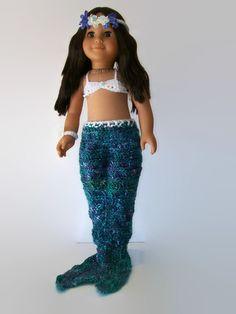Everything On Sale Crochet pattern doll von AlwaysPrettyInPink
