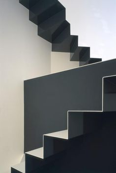 Escher drawing like stairs by Alphaville Architects | a-ville.net