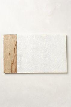 Cedar & Stone Cheese Board #anthropologie