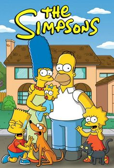 Watch The Simpsons online with full episodes and in English for Free. Famous Cartoons, 90s Cartoons, Disney Cartoons, Simpsons Funny, Simpsons Art, The Simpsons Tv Show, Simpson Tv, Lisa Simpson, Los Simsons
