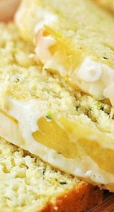 Lemon Zucchini Recipe