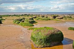 Hunstanton - tide out