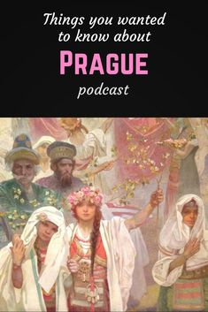 If you're considering a trip to Prague, Czech Republic, you might need to know the answers to some of these questions. Listen to our Prague podcast!
