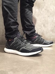Adidas Ultra Boost Black Dark Grey