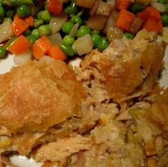 folhado de frango