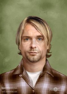 How Rock & Roll Legends Would Look If They Were Alive -Not sure about this one though, some of the others turned out much better.