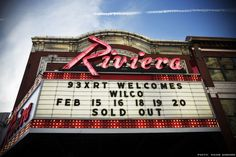 """One of best live music venues in Chicago  """"The Riv"""""""