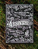 Absinthe Deck by Ellusionist - High Quality Playing Cards