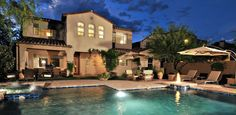 north scottsdale homes for sale with guest house - Google Search