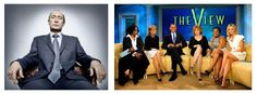 Obama vs Putin Sitting like one of the girls