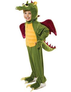 #Dragon #dinosaur kids #halloween book week character ,  View more on the LINK: 	http://www.zeppy.io/product/gb/2/401112738158/