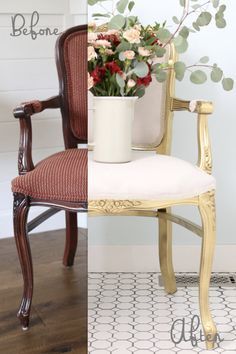 21 best wooden chair makeover images wooden chair makeover chairs rh pinterest com