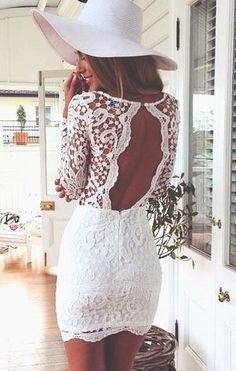 Rehearsal dinner or bridal party dress
