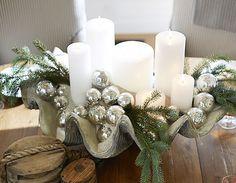 Coastal Christmas - Centerpiece
