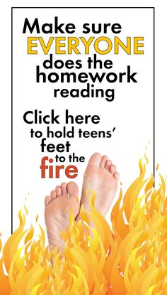 This is brilliant. -Tired of only a third of your students completing their nightly reading? Click HERE for the solution.