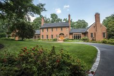 Tucked away on a private 10.68 acre lot, this custom built Williamsburg Colonial at 19 Piney Glen Ct. offers luxurious living in close-in Potomac, MD for $3,295,000. Make an appointment today!